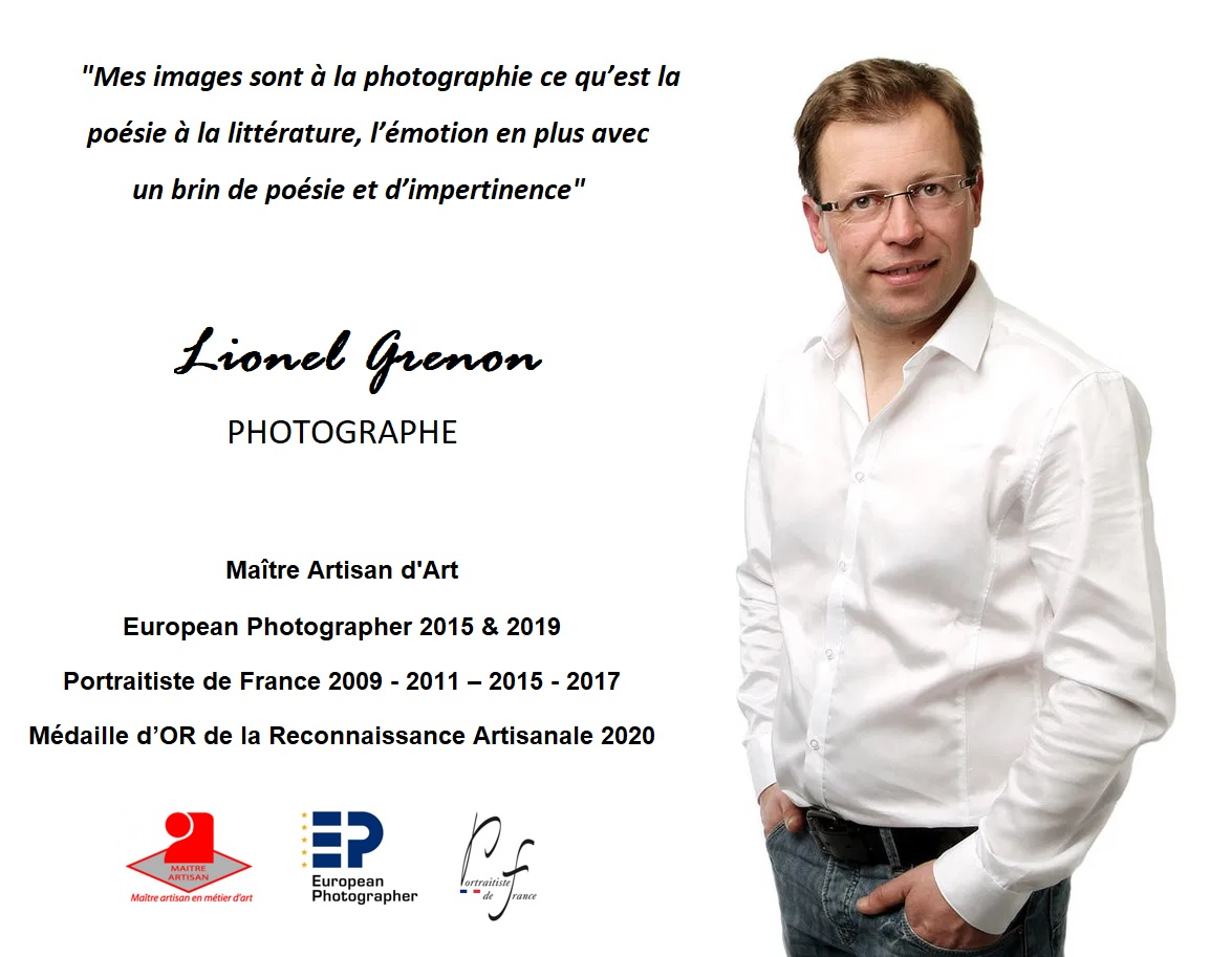 Studio Clin d'Oeil Photographies - Lionel Grenon